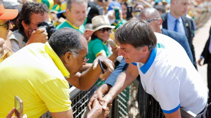 BRAZIL-CHINA-POLITICS-PROTEST-BOLSONARO-VIRUS-CORONAVIRUS-COVID-
